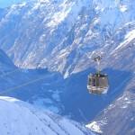Alpe d'Huez : remontées mécaniques