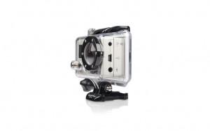 camera embarquée GoPro hero hd 2 dans son caisson étanche