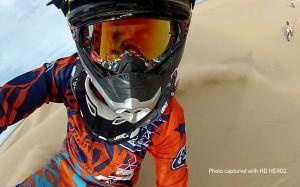 camera embarquée GoPro hero hd 2 motorsports édition