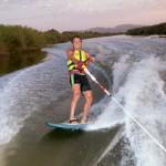Tony Finn et les débuts du wakeboard en 89