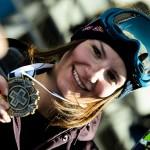 Kaya Turski médaille d'or des x-games de tignes 2012