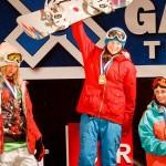 kelly clark medaille d'or de snowboard superpipe
