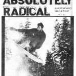 magazine de snowboard vintage